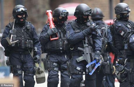 Police in UK