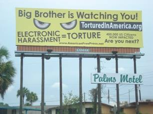 Big Brother Bill Board