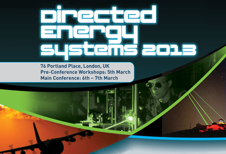 Directed Energy System 2013