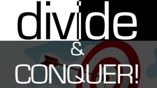 divide-and-conquer