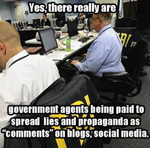 FBI Disinformation Agents