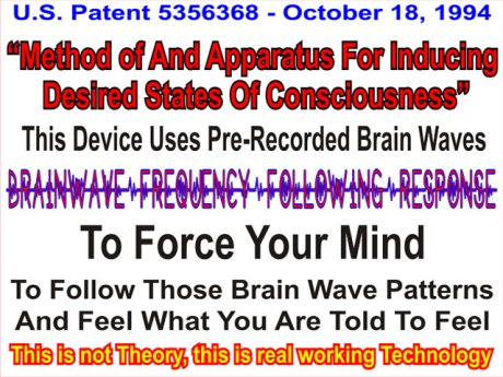 Mind Control Patents
