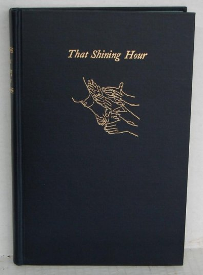 That Shining Hour black cover