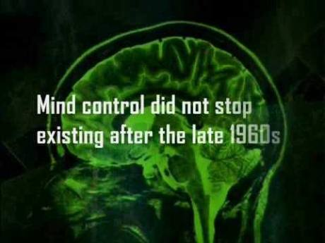 Mind Control in 60s