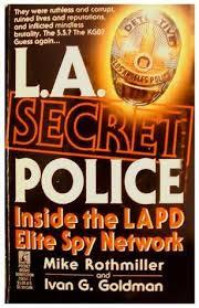LAPD Secret Police