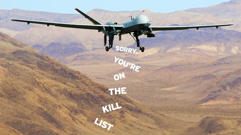 Drone Assassination
