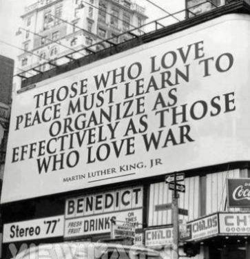 Love of Peace