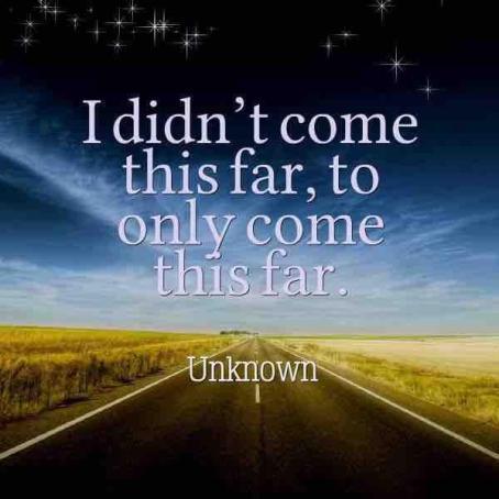 This far