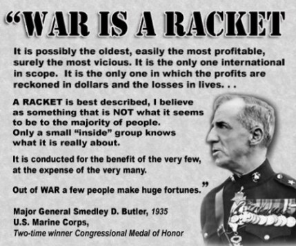 War is a racket 2