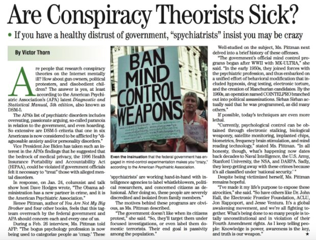 Free Press Article