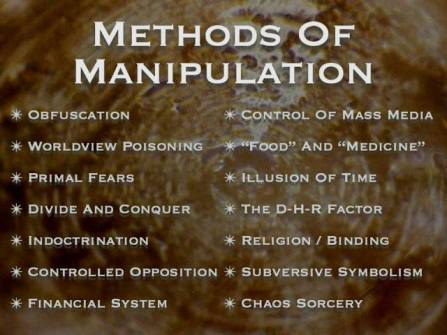 Methods of Manipulation