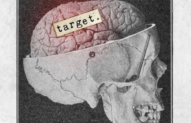 Target the brain
