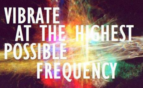 Vibrate at the highest frequency