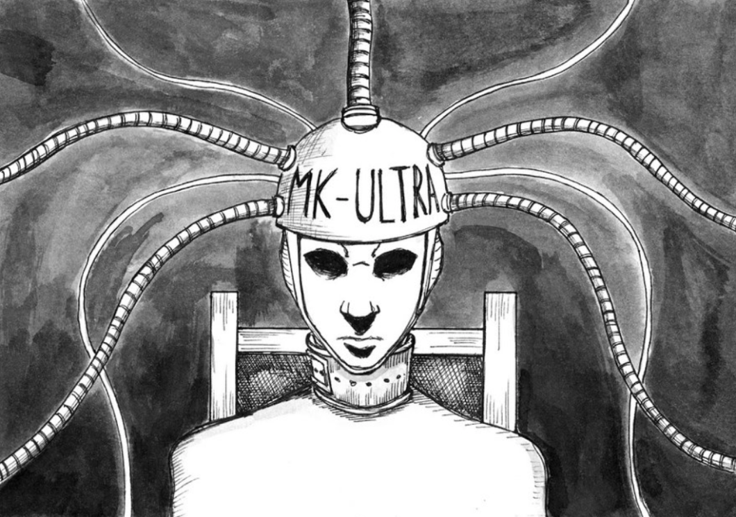 MK Ultra In Rock!