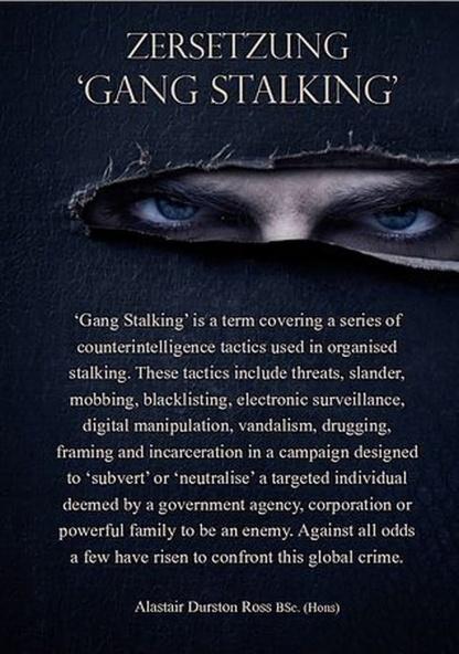 Zersetzung Gang Stalking (1)