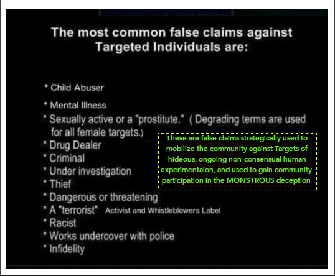 Discrediting Tactics